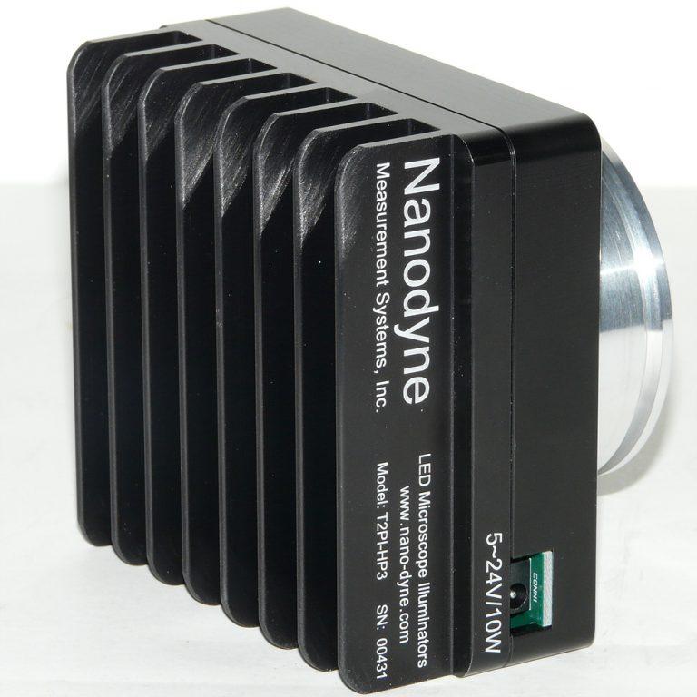 Nanodyne illuminator for Olympus BX50 and 51