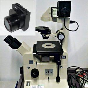 Nikon Diaphot Illuminator