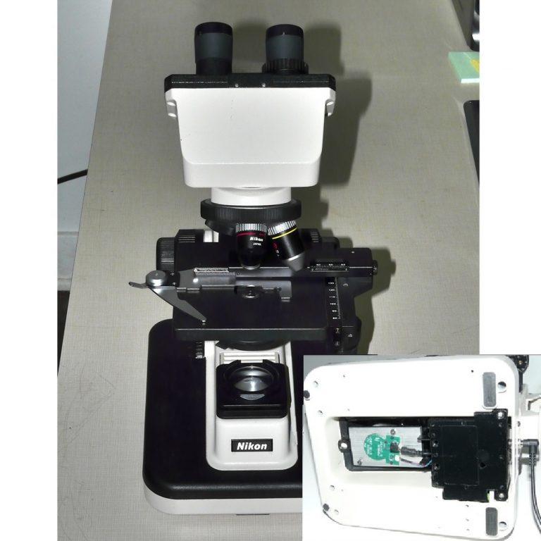 Nikon Alphaphot-2 Illuminator