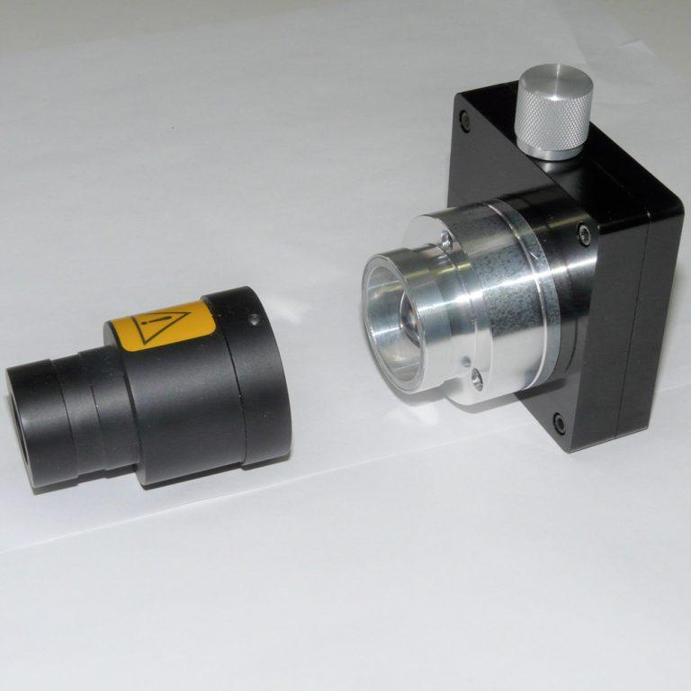 Nanodyne replacement for Nikon MM40 20W illuminator
