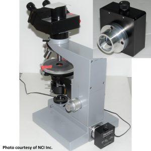 Leitz Wetzlar SM LUX POL Light Source by Nanodyne