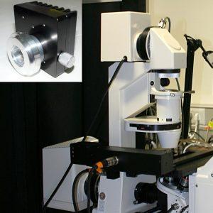 Zeiss Axiovert 35 Microscope