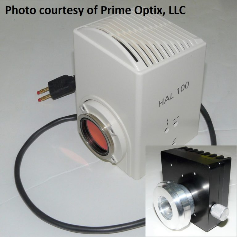 Zeiss HAL 100 Light Source