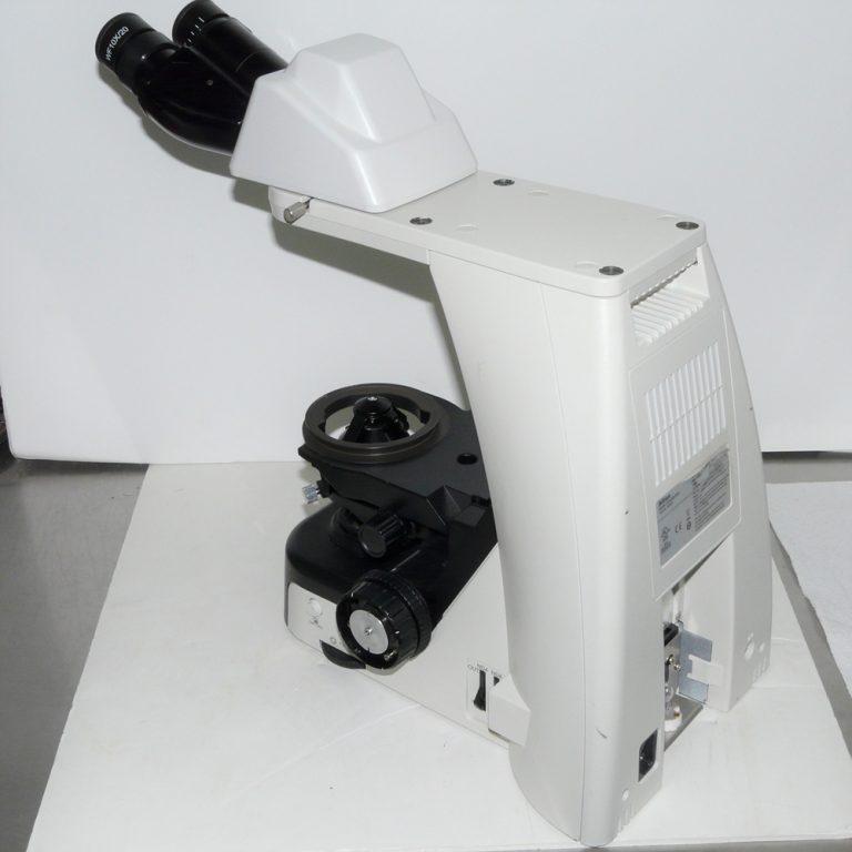 Nikon Eclipse Ci Microscope Back View
